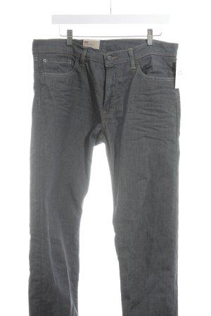 Levi's Straight-Leg Jeans graublau Casual-Look