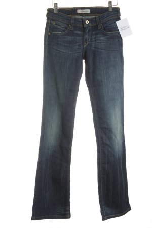 Levi's Straight-Leg Jeans graublau Urban-Look