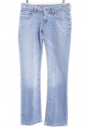 Levi's Straight-Leg Jeans himmelblau Casual-Look
