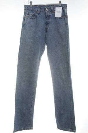 Levi's Jeans coupe-droite bleuet style décontracté