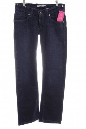 "Levi's Straight-Leg Jeans ""Low Slouch Straight Coupe Floue Droite"""