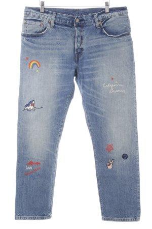 Levi's Straight-Leg Jeans mehrfarbig Casual-Look