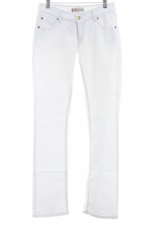 Levi's Jeans coupe-droite blanc Look de plage