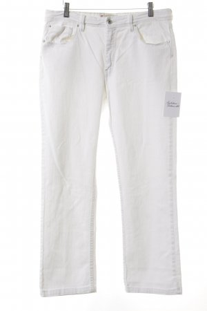 Levi's Straight-Leg Jeans weiß Casual-Look