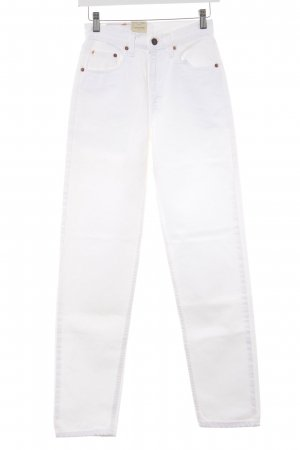 Levi's Straight-Leg Jeans wollweiß Casual-Look