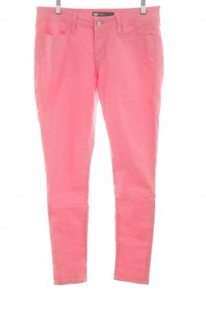 "Levi's Stretch Jeans ""Leggings"" pink"