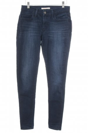 Levi's Stretch Jeans blau Casual-Look