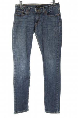 Levi's Stretch jeans donkerblauw Jeans-look