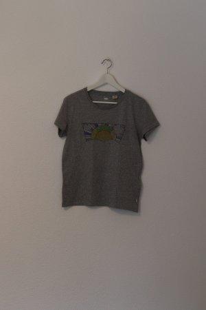 Levi's T-shirt lichtgrijs