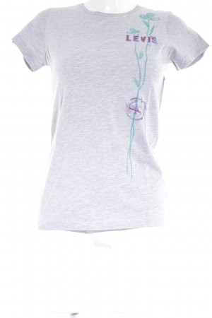 Levi's T-Shirt florales Muster Casual-Look