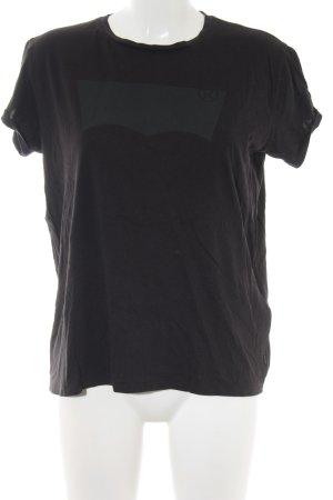 Levi's T-Shirt Motivdruck sportlicher Stil