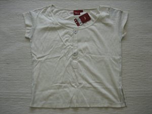 levi's t-shirt neu weiss gr. s 36 molly red label