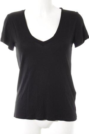 Levi's T-Shirt schwarz Casual-Look