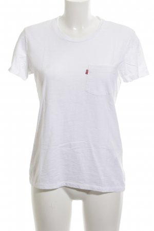 Levi's T-shirt wit casual uitstraling