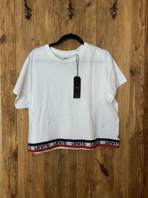 Levi's tshirt weiß