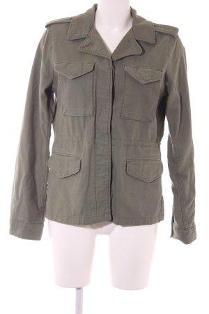 Levi's Between-Seasons Jacket khaki casual look