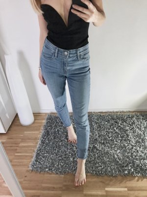 Levi's W25 Hellblau Skinny Jeans