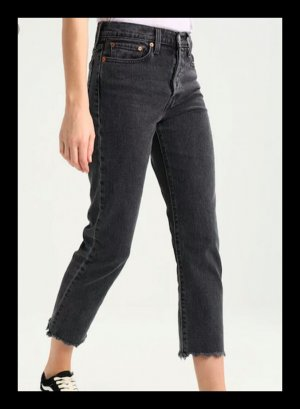 Levi's wedgie straight fit W26