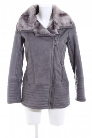 Levi's Veste en laine gris clair style décontracté