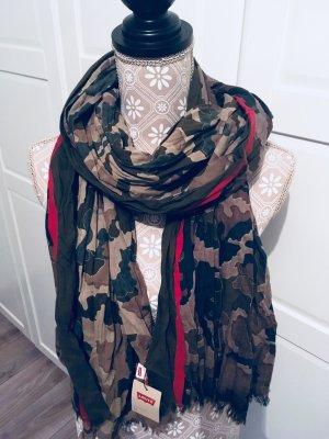 Levi's XL-Schal in Militery-Look