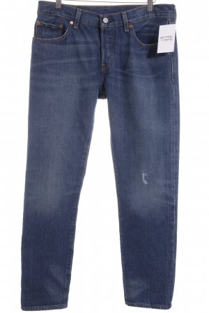 Levi's Boyfriend Jeans blue-dark blue casual look