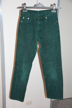 Levi's Jeans vert forêt