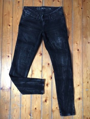 Levi Strauss Levi's Jeans mit Nieten | low 25 skinny