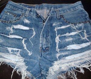 Levi's Shorts multicolored cotton