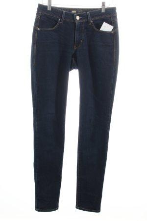 "Levi Strauss Skinny Jeans ""Bold Curve Skinny"" blau"