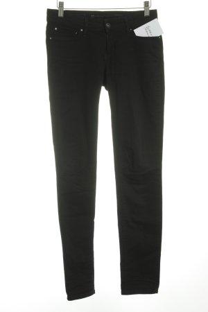 "Levi Strauss Skinny Jeans ""Demi Curve"" black"