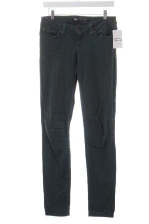 Levi Strauss Slim Jeans waldgrün schlichter Stil