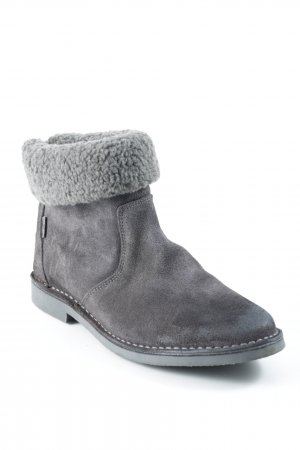 Levi Strauss Snowboots grau Casual-Look