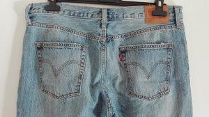 Levis 501 CT Jeans 30/32 fällt aus wie W31-32