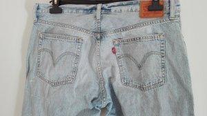 Levis 501 CT Jeans 31/34 fällt aus wie W32