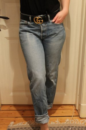 Levis 501 Highwaist Jeans Mom Jeans