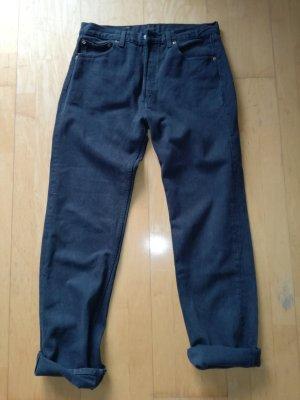 Levis 501 Jeans grau