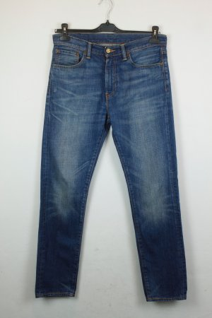 Levis 508 Jeans Regular Fit Gr. 31 denim blau