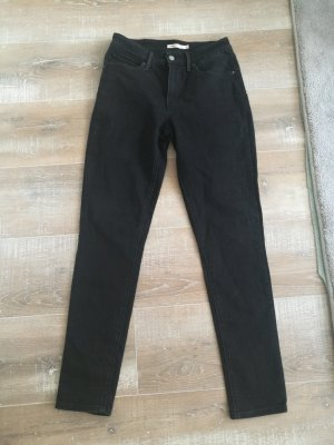 levis 721 high rise skinny 28
