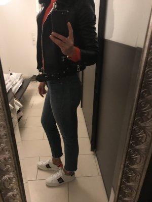 Levis crop Jeans high waist