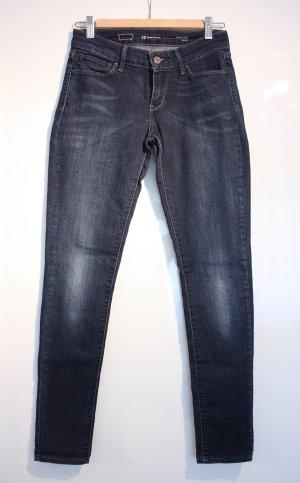Levis Demi Curve skinny Jeans 26/32 dunkelblau