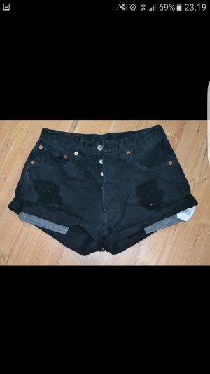 Levis Highwaist Shorts