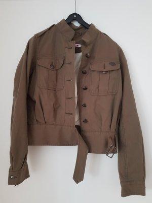 Levi's Long Jacket green grey-khaki