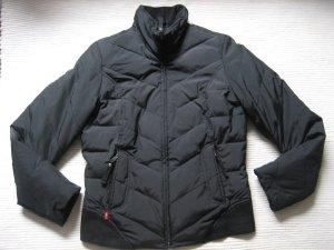 levis jakce steppjacke daunenjacke neuwertig schwarz gr s/m 36/38