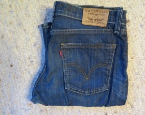 Levis Jeans 10528 Straight 32/34