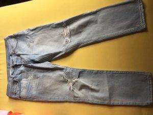 Levi's Jeans boyfriend bleu-bleu clair
