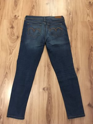 Levis Jeans 9/11 - Low Rise Skinny