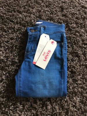 Levis Jeans Blau