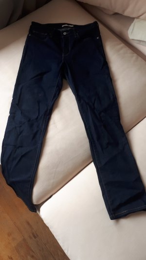 Levi's Stretch Jeans dark blue