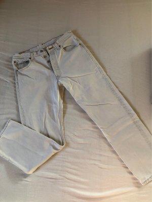 Levi's Boyfriend Jeans white-light grey