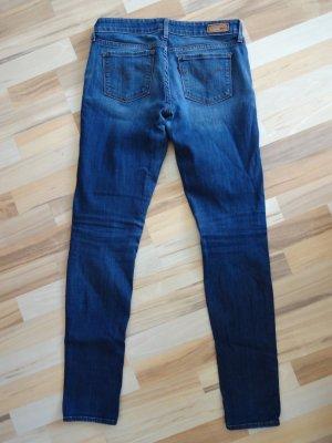 Levis Jeans Größe 27 / 32 - 36 -Modern Rise Skinny - Slight Curve
